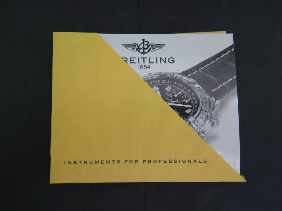 Breitling Breitling Booklet