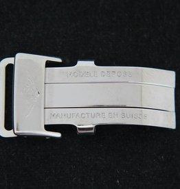 Breitling Fold Clasp Steel 18 mm