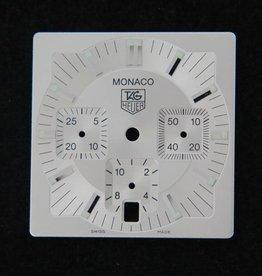 Omega Monaco White Dial