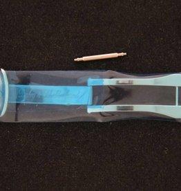 Dubey & Schaldenbrand Fold Clasp Steel New 17 mm