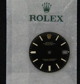Rolex  Datejust Dial Black for Midsize 31mm