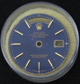 Rolex  Day-Date Dial Blue 18038, 18238