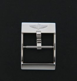 Breitling Buckle Steel 20 mm NEW