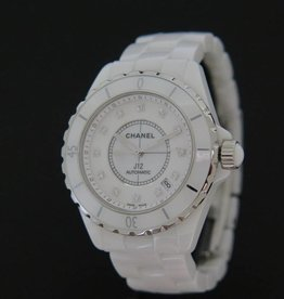 Chanel J12 Ceramic Diamond