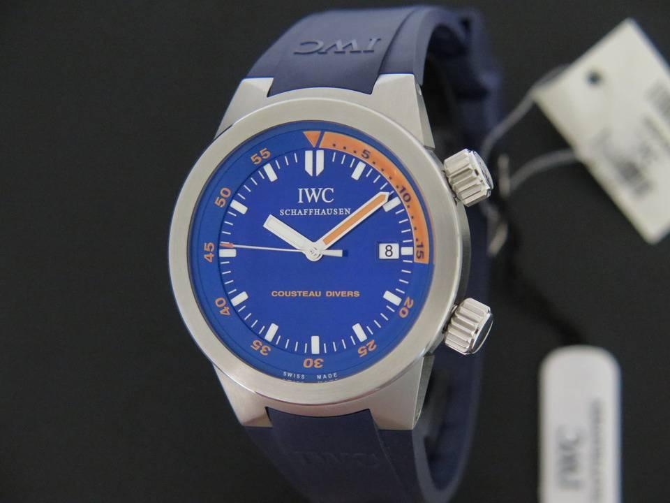 IWC IWC Aquatimer Cousteau Divers Automatic IW354806
