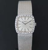 Vacheron Constantin Vacheron Constantin 18k white gold silver dial diamond bezel 7904 / 7289