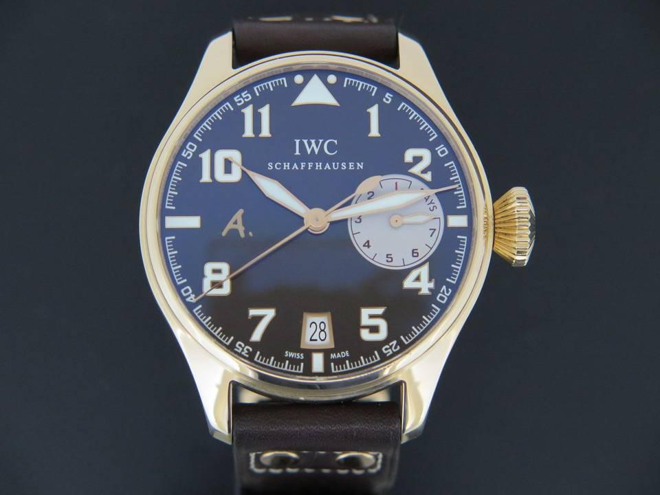 IWC IWC Big Pilot's Watch Antoine de Saint Exupery IW500421