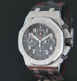 Audemars Piguet Royal Oak Offshore Black Red