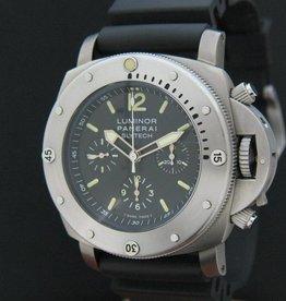 Panerai Submersible Slytech Chronograph