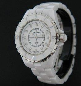 Chanel J2 Ceramic Diamond