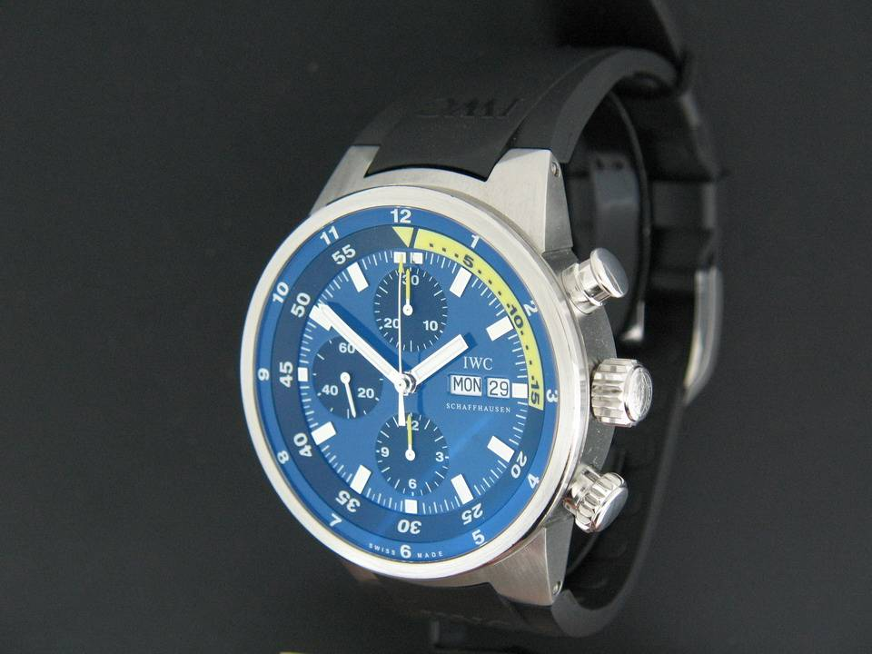 IWC IWC Aquatimer 'Tribute to Calypso' IW378203