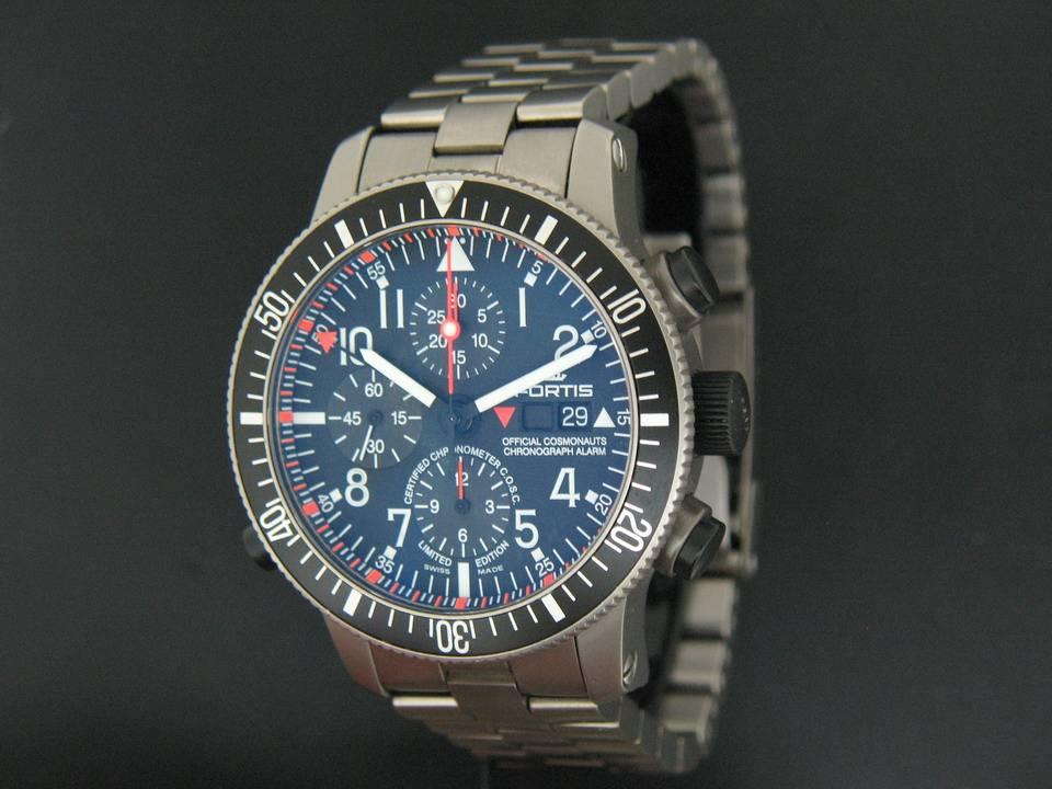 Fortis Fortis B-42 Cosmonauts Chronograph Alarm 6602711M