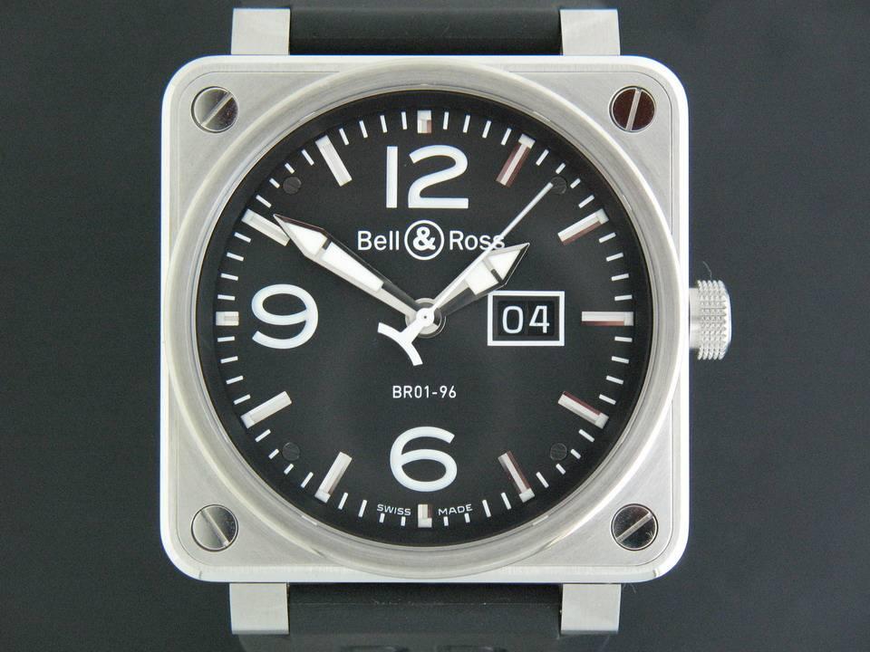 Bell & Ross Aviation Big Date BR01-96