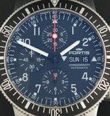Fortis B-42 Official Cosmonauts Chronograph 638.22.11M