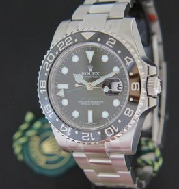 Rolex  Oyster Perpetual GMT Master II NEW