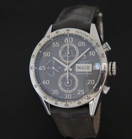 Tag Heuer Carrera Chronograph Automatic Day-Date Calibre 16 ''Mercedes-Benz'' LTD 125 pieces