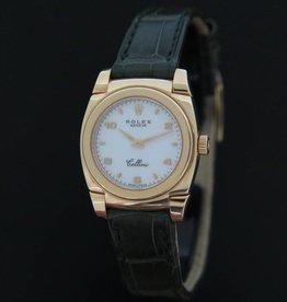 Rolex  Cellini Cestello Rose Gold Lady NEW