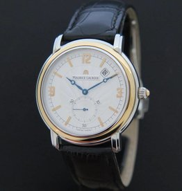 Maurice Lacroix Masterpiece Peseux Rose gold/Steel NEW