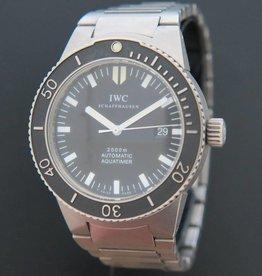 IWC GST Aquatimer Titan