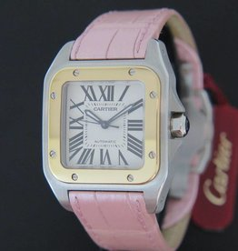 Cartier Santos 100 Midsize NEW