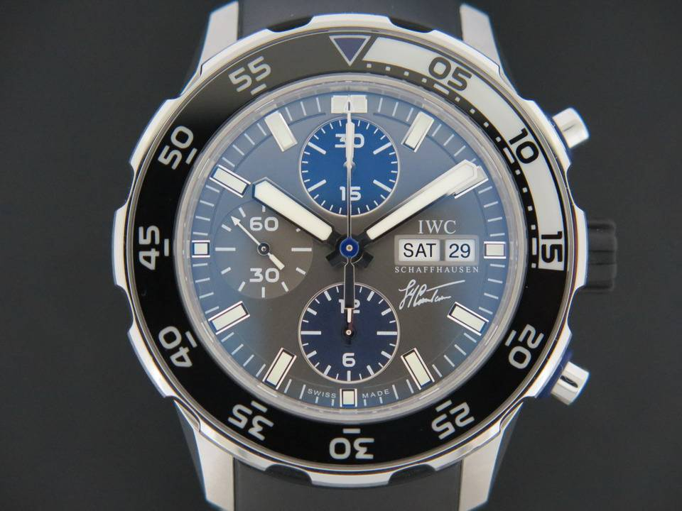 IWC IWC Aquatimer Chronograph Jacques-Yves Cousteau IW376706