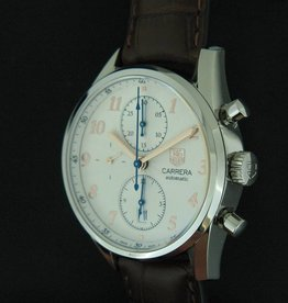 Tag Heuer Carrera Automatic Chronograph Heritage NEW