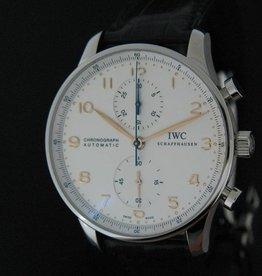 IWC Portugieser Chrono 3714 NEW
