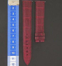 Franck Muller Crocodile Leather Strap 17 mm
