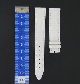 Franck Muller Crocodile Leather Strap 16 mm