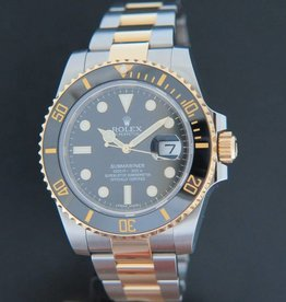 Rolex  Submariner Date Gold/Steel 116613