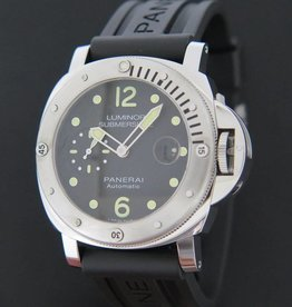 Panerai Luminor Submersible Automatic Acciaio 44 MM NEW