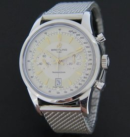 Breitling Transocean Automatic Chronograph Limited Edition of 2000 Pieces