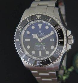 Rolex  Oyster Perpetual Deepsea Sea-dweller Blue NEW