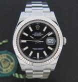 Rolex  Rolex Oyster Perpetual Datejust II Black NEW