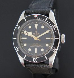 Tudor Tudor Heritage Black Bay Noir NEW Model