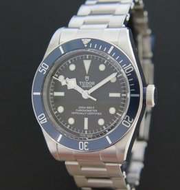 Tudor Tudor Heritage Black Bay Blue NEW Model