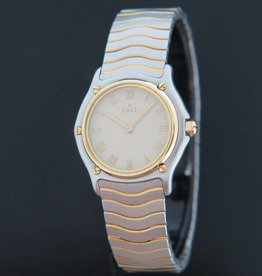 Ebel Classic Wave Gold / Steel