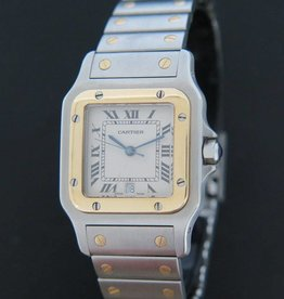 Cartier Santos Gold / Steel