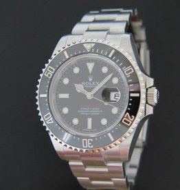 Rolex  Sea-Dweller 126600 NEW MODEL