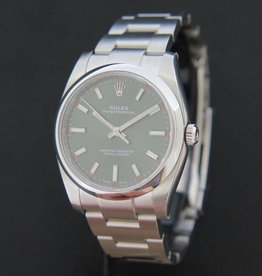 Rolex  Oyster Perpetual Olive NEW