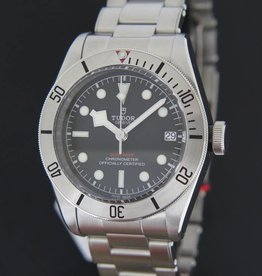 Tudor Heritage Black Bay Steel NEW