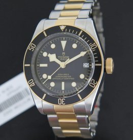 Tudor Heritage Black Bay 41 Gold / Steel NEW
