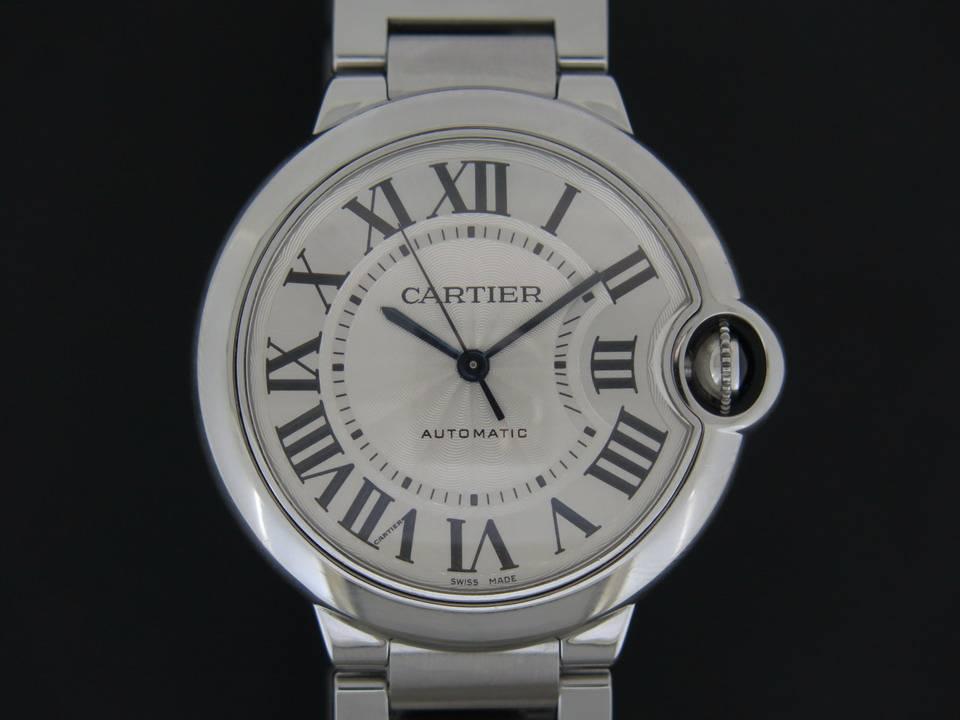 Cartier Cartier Ballon Bleu 36mm W6920046