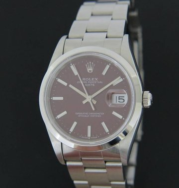 Rolex  Oyster Perpetual Date NOS
