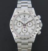 Rolex  Rolex Daytona White Dial 116520