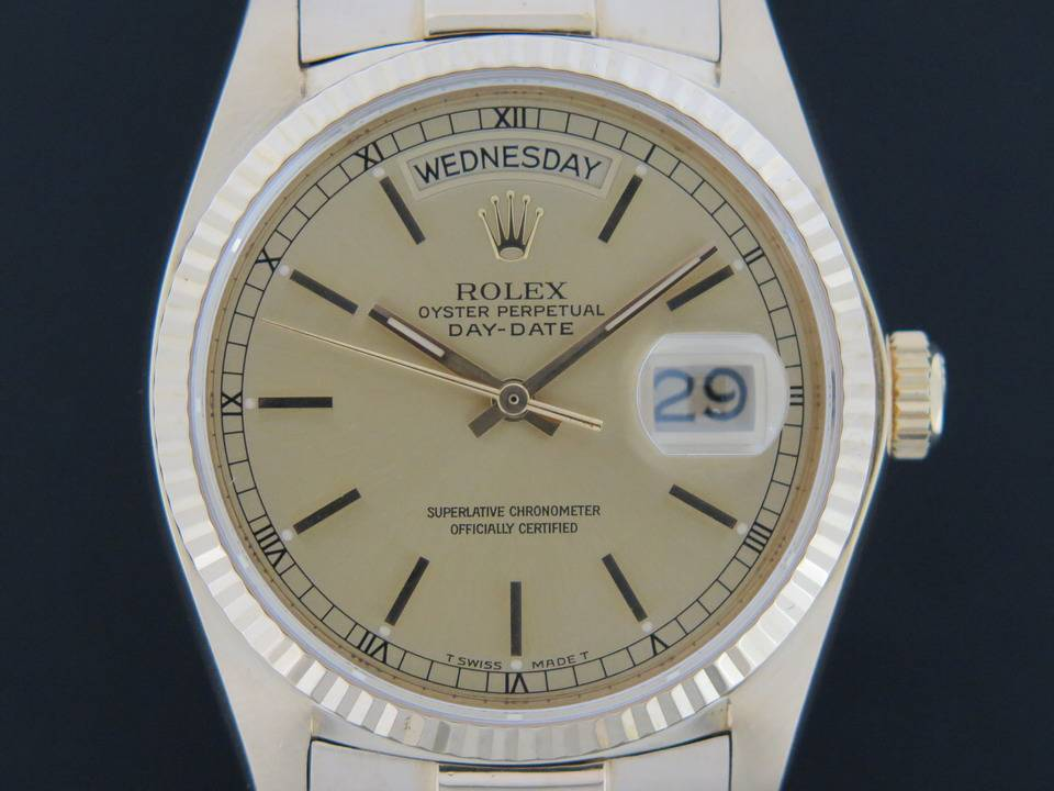 Rolex  Rolex Oyster Perpetual Day-Date