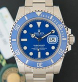 Rolex  Rolex Submariner Date White Gold NEW 116619LB