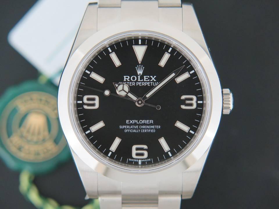 Rolex  Rolex Explorer NEW 214270