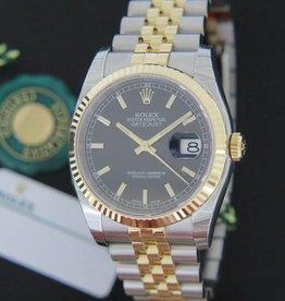 Rolex  Datejust Gold/Steel NEW 116233