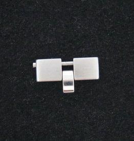 Raymond Weil Parsifal Half Link Steel 15.5mm